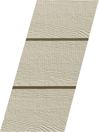 Diamond Kote® RigidStack™ Lap Siding - Beige - Earth Elements Collection