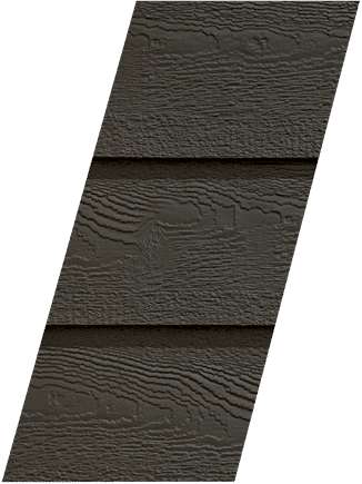 Diamond Kote® RigidStack™ Lap Siding - Coffee - Traditional Charm Collection