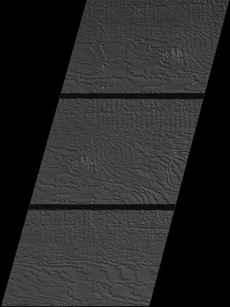 Diamond Kote® RigidStack™ Lap Siding - Graphite - Vivid Refresh Collection