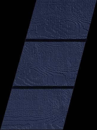 Diamond Kote® RigidStack™ Lap Siding - Midnight - Vivid Refresh Collection
