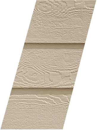 Diamond Kote® RigidStack™ Lap Siding - Oyster Shell - Traditional Charm Collection
