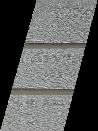 Diamond Kote® RigidStack™ Lap Siding - Pelican - Coastal Breeze Collection