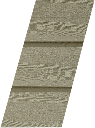 Diamond Kote® RigidStack™ Lap Siding - Platinum - Traditional Charm Collection