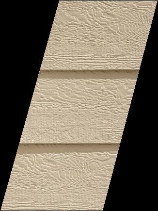 Diamond Kote® RigidStack™ Lap Siding - Sand - Coastal Breeze Collection