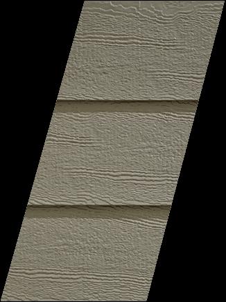 Diamond Kote® RigidStack™ Lap Siding - Terra Bronze - Coastal Breeze Collection